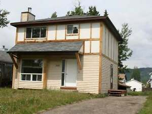 For sale in Tumbler Ridge - 108 Red Willow Avenue
