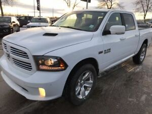 2014 Ram 1500 Sport Crew Loaded""""