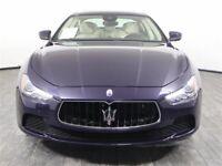 Miniature 3 Voiture Européenne d'occasion Maserati Ghibli 2017