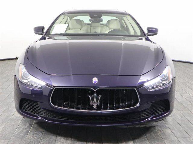 Image 3 Voiture Européenne d'occasion Maserati Ghibli 2017