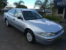 1996 Holden Apollo JP SLX Silver 4 Speed Automatic Sedan Faulconbridge Blue Mountains Preview