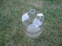 carboy. Glass. 18L . made in Italy $16