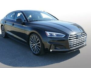 2018 Audi A5 2.0T Technik quattro 7sp S Tronic | Heads up Displ