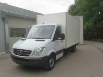 mercedes-benz sprinter 316 2.1 cdi a3h2 chassis ...