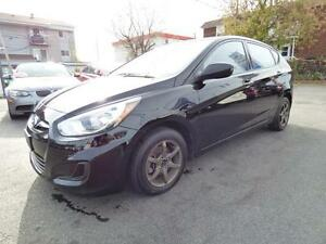 2012 HYUNDAI ACCENT GL HATCHBACK (AUTOMATIQUE, MAGS, FULL!!!)