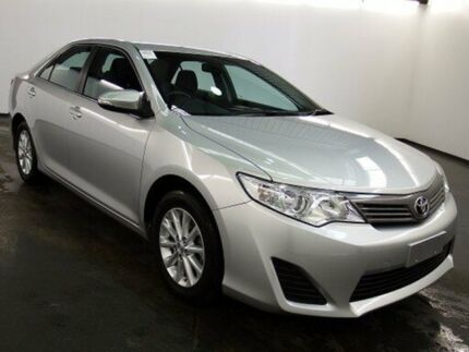 2012 Toyota Camry ASV50R Altise Silver Pearl 6 Speed Automatic Sedan Albion Brimbank Area Preview