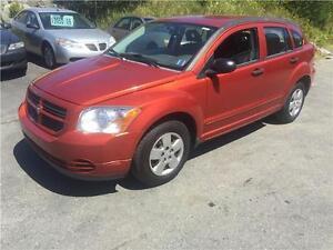 2007 Dodge Caliber NEW MVI, LOW KMS! CLEAN CAR!