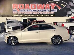2014 Cadillac ATS Premium AWD 3.6