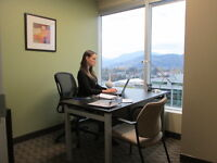 Rent This Window Office As A Holiday Gift To Yourself!