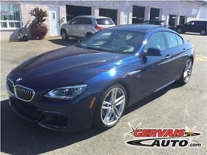 BMW 6 Series 640i M Package xDrive Navigation Cuir Toit Ouvran 2