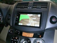 Installation et Vente Radio Ampli Sub GPS DVD Pioneer MTX JBL