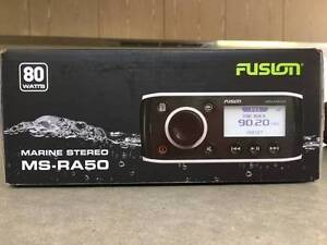 Fusion car or boat stereo Queens Park Eastern Suburbs Preview