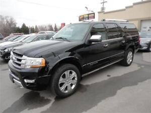 Ford Expedition Max 2017 MAX-Platinum-4X4-Cuir-ToitOuv a vendre