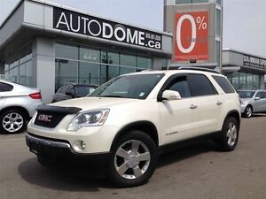 2009 GMC Acadia SLT Luxury SUV, Crossover Low KMS Leather
