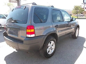 2005 Ford Escape XLT 4x4 Kitchener / Waterloo Kitchener Area image 2