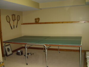 """""""COLECO""""-Brand Ping Pong Table"""