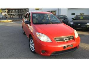 2008 Toyota Matrix Certified and E-tested