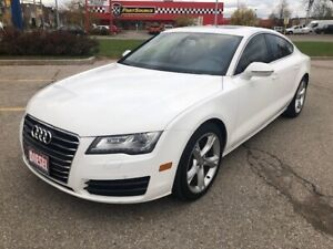 2014 Audi A7 Technik Back Up Cam Leather Panoramic Roof Navigat