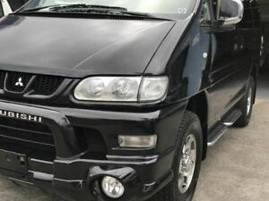 2005 Mitsubishi Delica Spacegear Activefield Black 4 Speed Automated Wagon