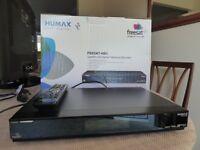 Humax Foxsat Freesat HDR (320gb) HD DVR Twin Tuner Recorder