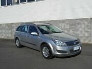 2008 Holden Astra AH MY08.5 60th Anniversary Silver 4 Speed Automatic Wagon Devonport Devonport Area Preview