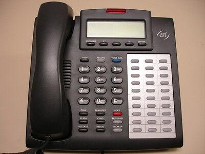Five Refurbished Esi Ivx 48 Key H Dfp Digital Feature Phones