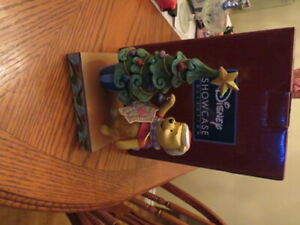 Jim Shore Disney Traditions Trim The Tree With Me Winnie the Poo