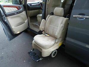 2003 Toyota Alphard Welcab Detachable Seat Grey 5 Speed Tiptronic Wagon Taren Point Sutherland Area Preview