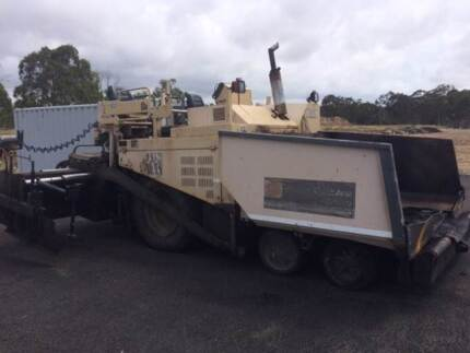 Asphalt Paver, Bitelli, BB760,2005, 8194hrs, USED, Paver, Screed Salisbury Brisbane South West Preview
