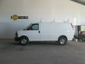 2011 Chevrolet Express 2500 Standard Rear-wheel Drive Cargo Van