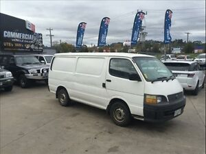 2000 Toyota Hiace RZH113R RZH113R 5 Speed Manual Lilydale Yarra Ranges Preview