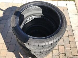 GOOD YEAR EAGLE LS 245/40/19 BMW RUNFLAT TIRES