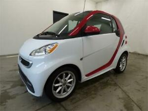 2015 SMART FORTWO ELECTRIC DRIVE PASSION (46,000 KM, FULL!!!)