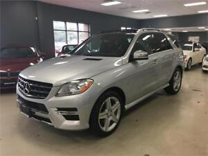 2012 Mercedes-Benz M-Class ML 350 BlueTEC*NAV*PANO*NO ACCIDENTS*