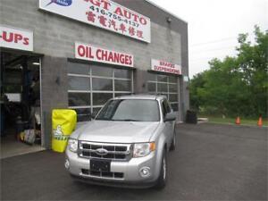 2009 Ford Escape XLT, 1 owner, clean carproof! dealer serviced!
