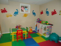 Child Care Available (Mavis/401-S and Britannia)