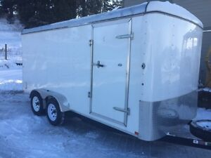 FOR RENT: 16Ft Cargo Trailer w/ramp