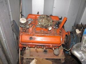 327 cid GM engine