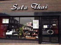 Relax and enjoy our finest Thai massage at Sala Thai at affordable prices