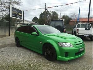 2009 Holden Commodore VE MY10 SS 6 Speed Manual Sportswagon Lilydale Yarra Ranges Preview