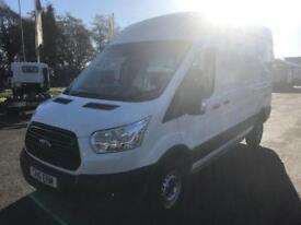 Ford Transit 2.2TDCi ( 125PS ) RWD 2014.5MY 350 L3H3 Panel Van