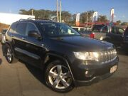2012 Jeep Grand Cherokee WK MY13 Limited (4x4) Black 5 Speed Automatic Wagon Southport Gold Coast City Preview