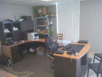 FOR LEASE: OFFICE SPACE (INCL UTILITIES) - ARGYLL ROAD & 75 ST