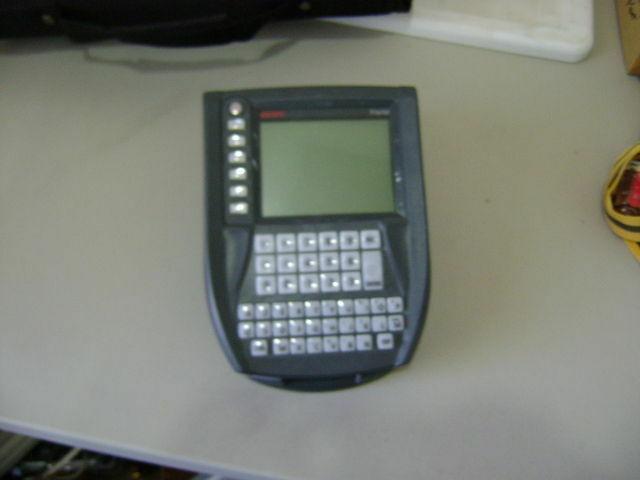 ASCOM MONETEL PRACTEL PORTABLE SMARTCARD READER TSP33
