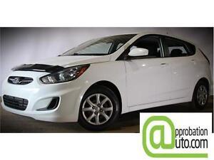 2012 Hyundai Accent GL À PARTIR DE 31$ SEM 100% APPROUVÉ