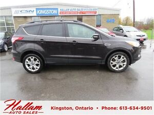2013 Ford Escape SEL, Panaromic Roof, Blk Leather Interior