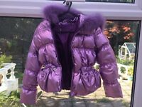 A selection of girls coats I have for sale