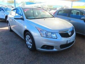 2012 Holden Cruze JH Series II CD Hatchback 5dr Spts Auto 6sp 1.8i [ Silver Sports Automatic Minchinbury Blacktown Area Preview