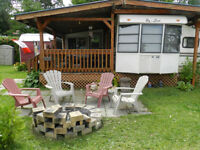 Trailer for Sale - Stanley Park, Manitoulin Island