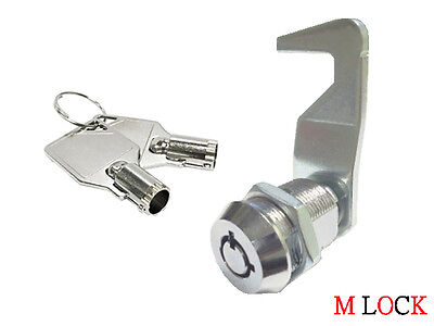 Homak Toolbox Lock 1 18 Tubular Cam Lock Keyed Alike Replacement 90 Degree
